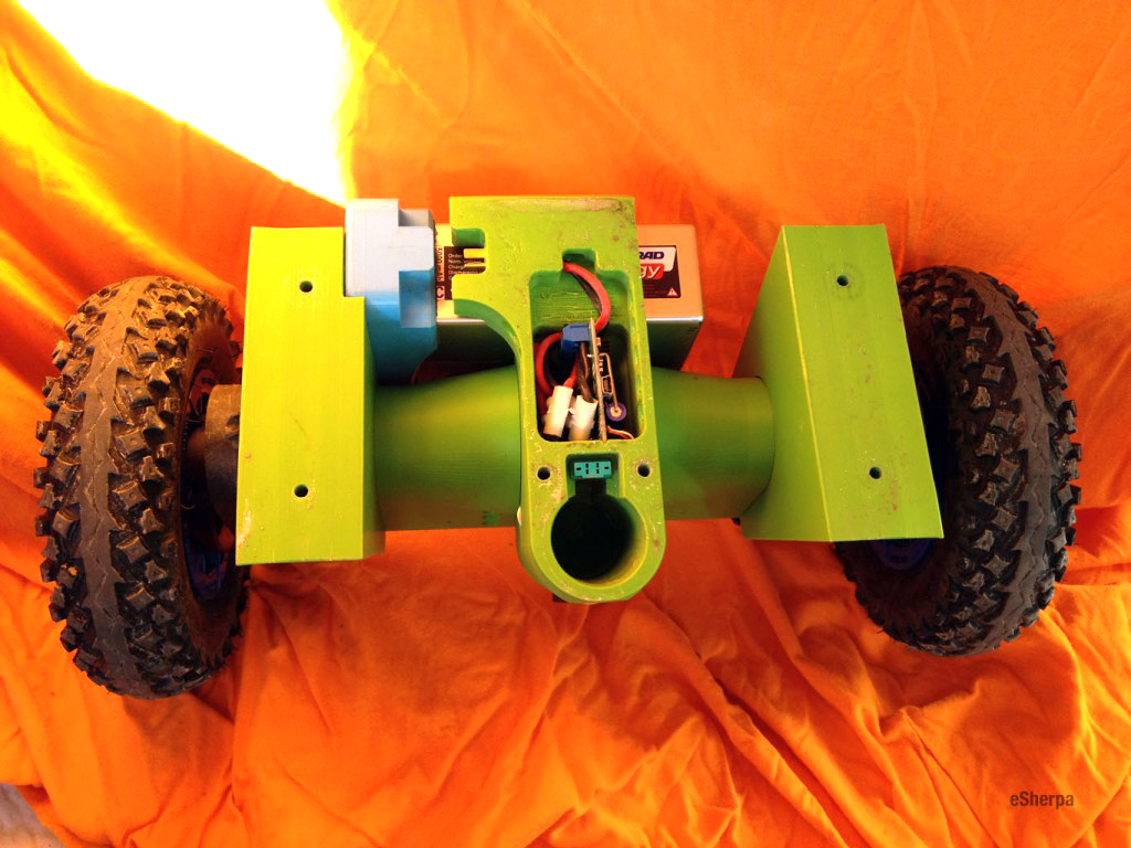 esherpa_wheels 3d printed