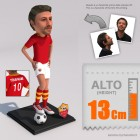 First Official 3D Printed Personalized Football/Soccer Player Available from TryeCo 2.0