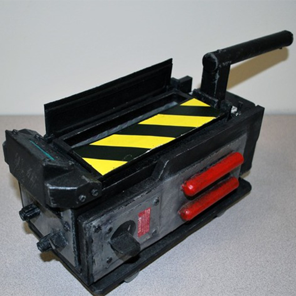 ghostbusters trap open