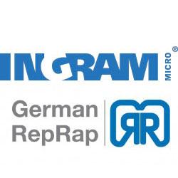 ingram micro german reprap 3d printer