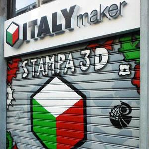 italymaker 3d printing milan