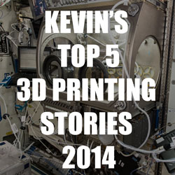 kevin 3d printing stories