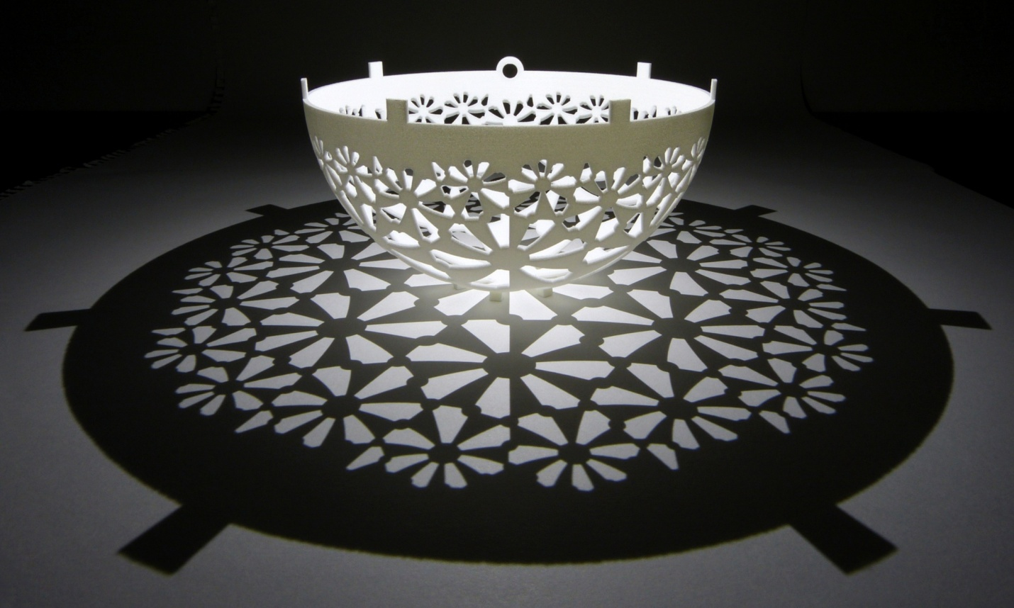 lamp shadows 3d printing 2