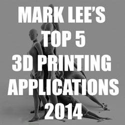 mark 3d printing advances