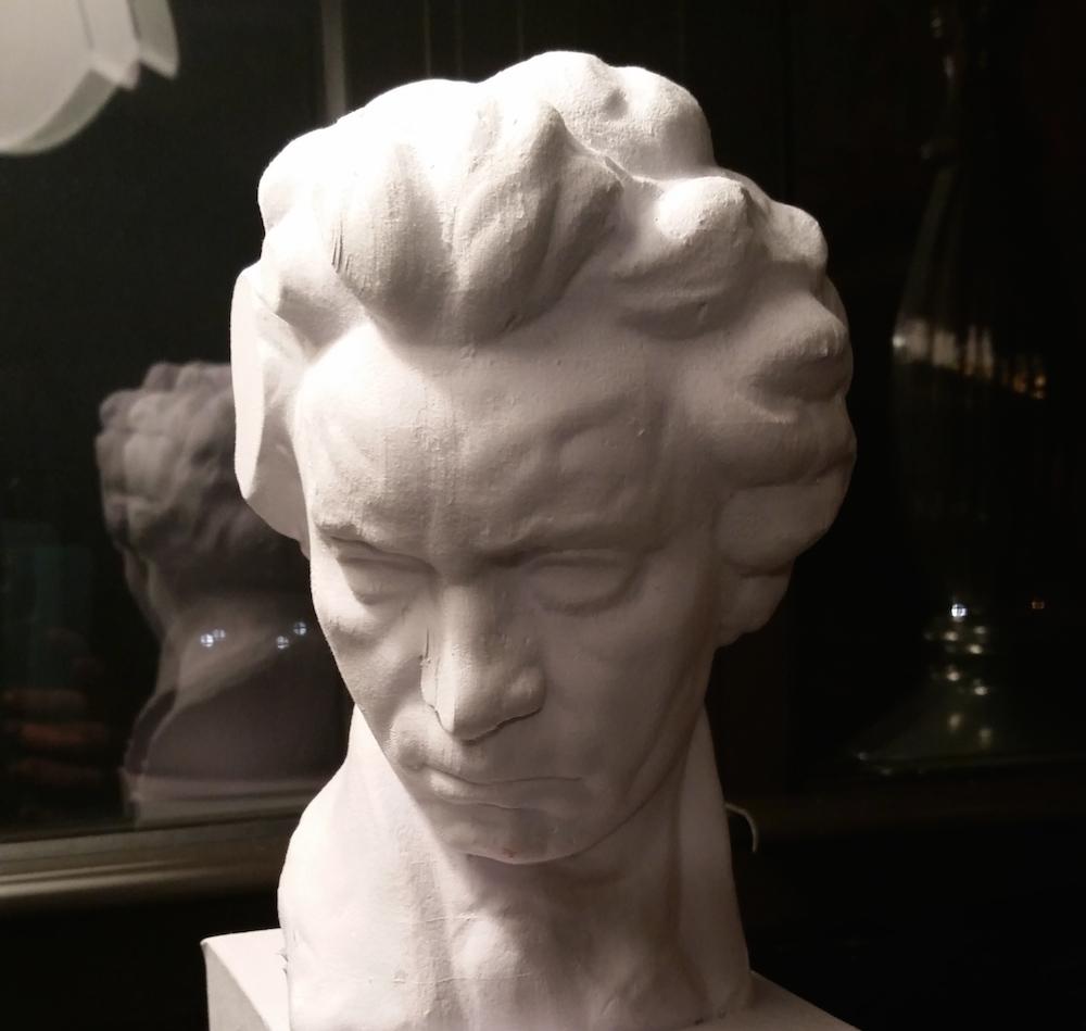 mcor 3d printed bust