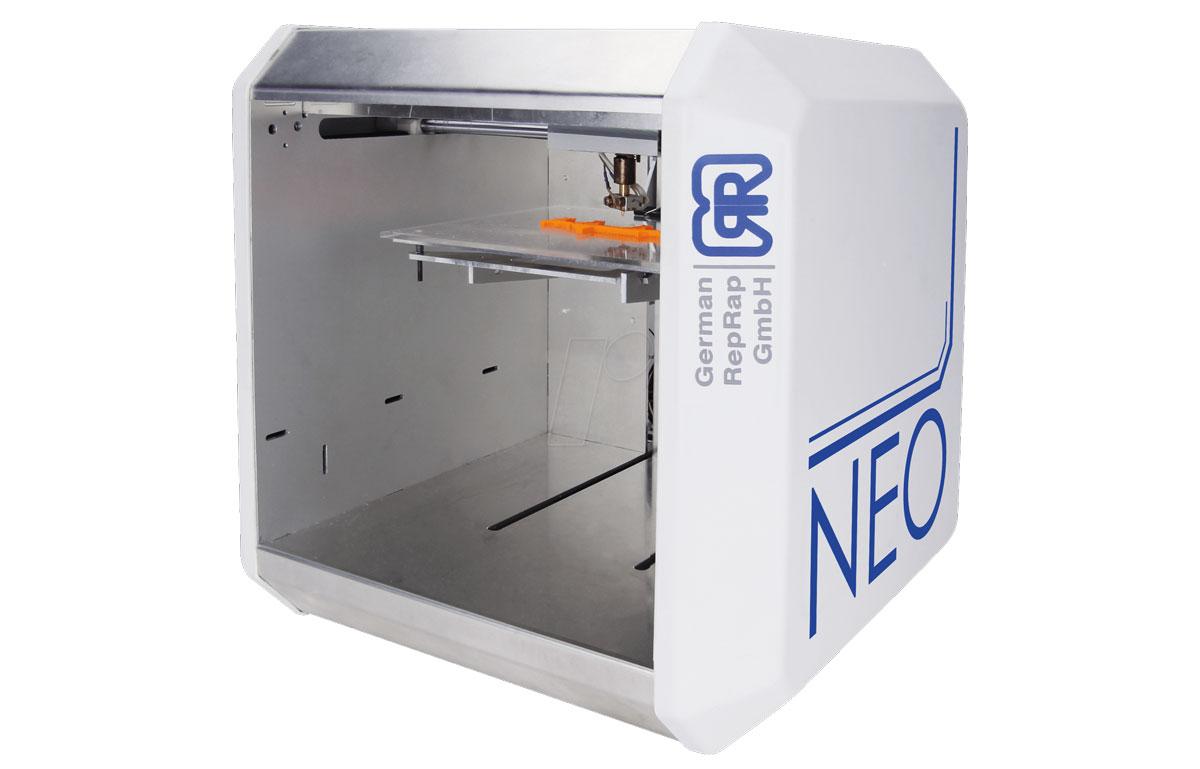 neo german reprap 3d printer