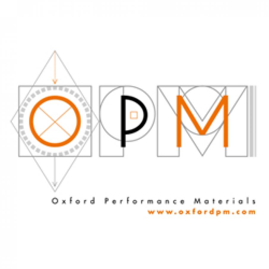 oxford performance materials 3D printing logo