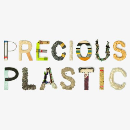 precious plastic 3d printing filament