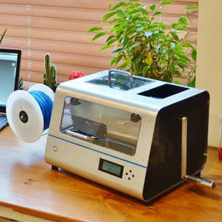 New Desktop Grinder, Plastic Recycler and Filament Extruder Launches on Indiegogo