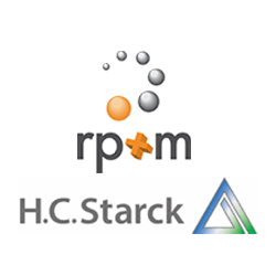rp+m Partners with H.C. Starck for 3D Printing New Metals