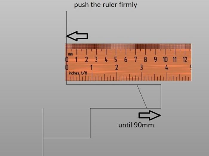 ruler 3d printing