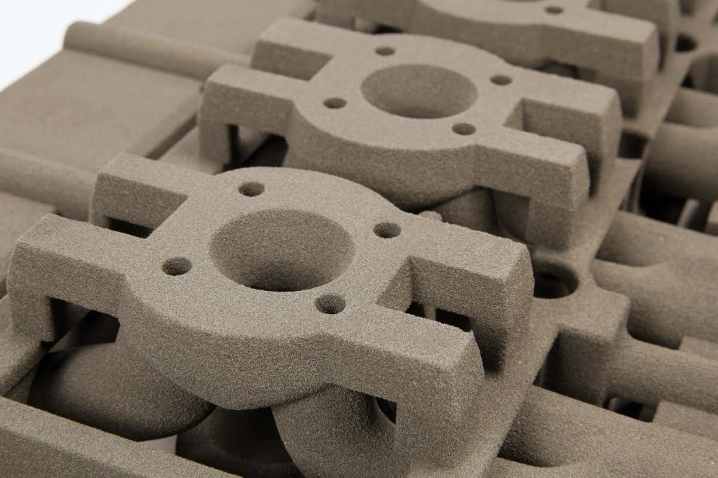 sand parts by voxeljet