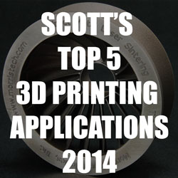 scott 3d printing applications
