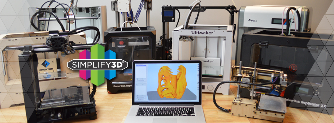 Simplify3d New Printers Features 3d Printing Industry