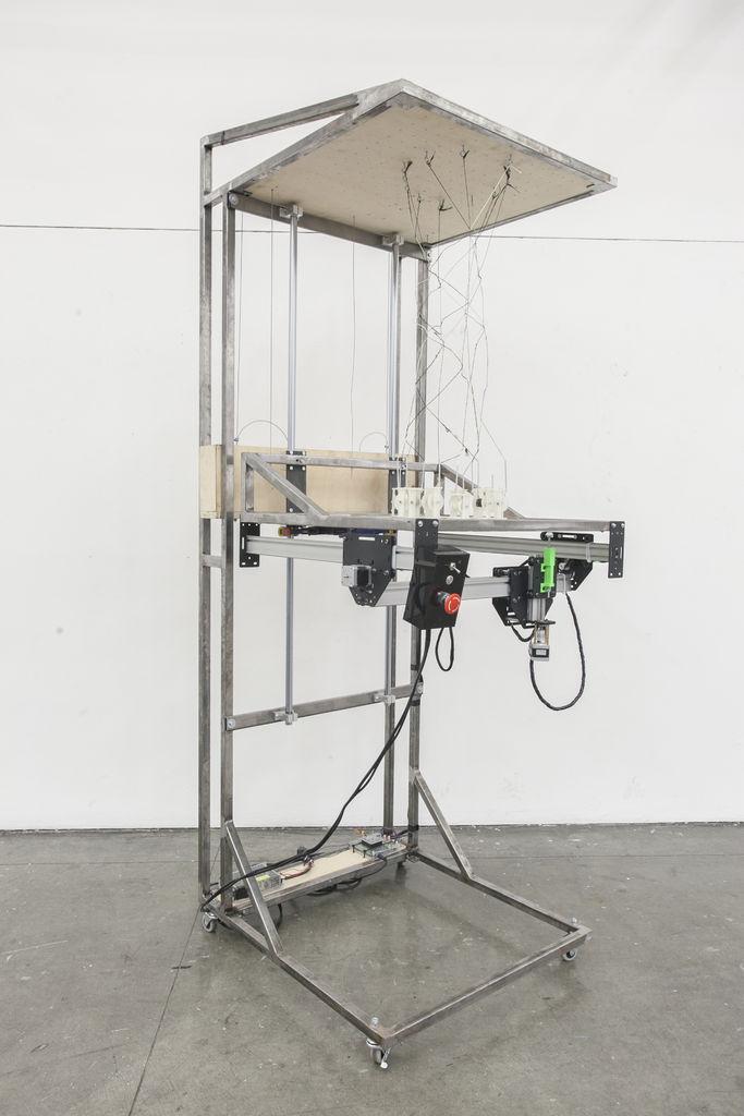 space weaver 3d printing