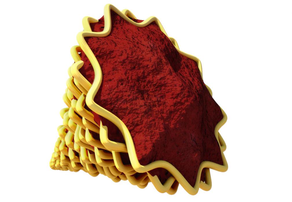 thingarage barilla vortipa 3d printed pasta
