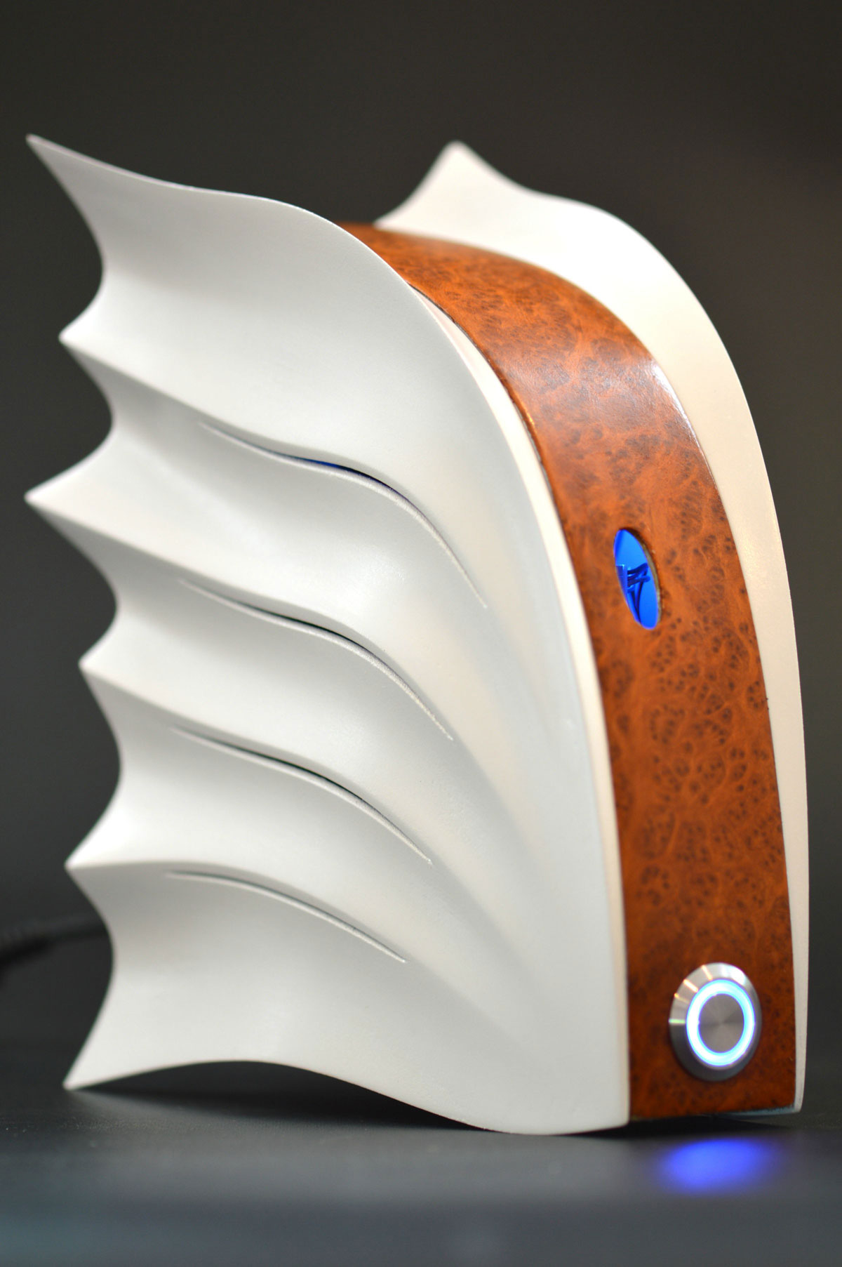 3D Printed Computer Case Vesper- 3D Printing Industry