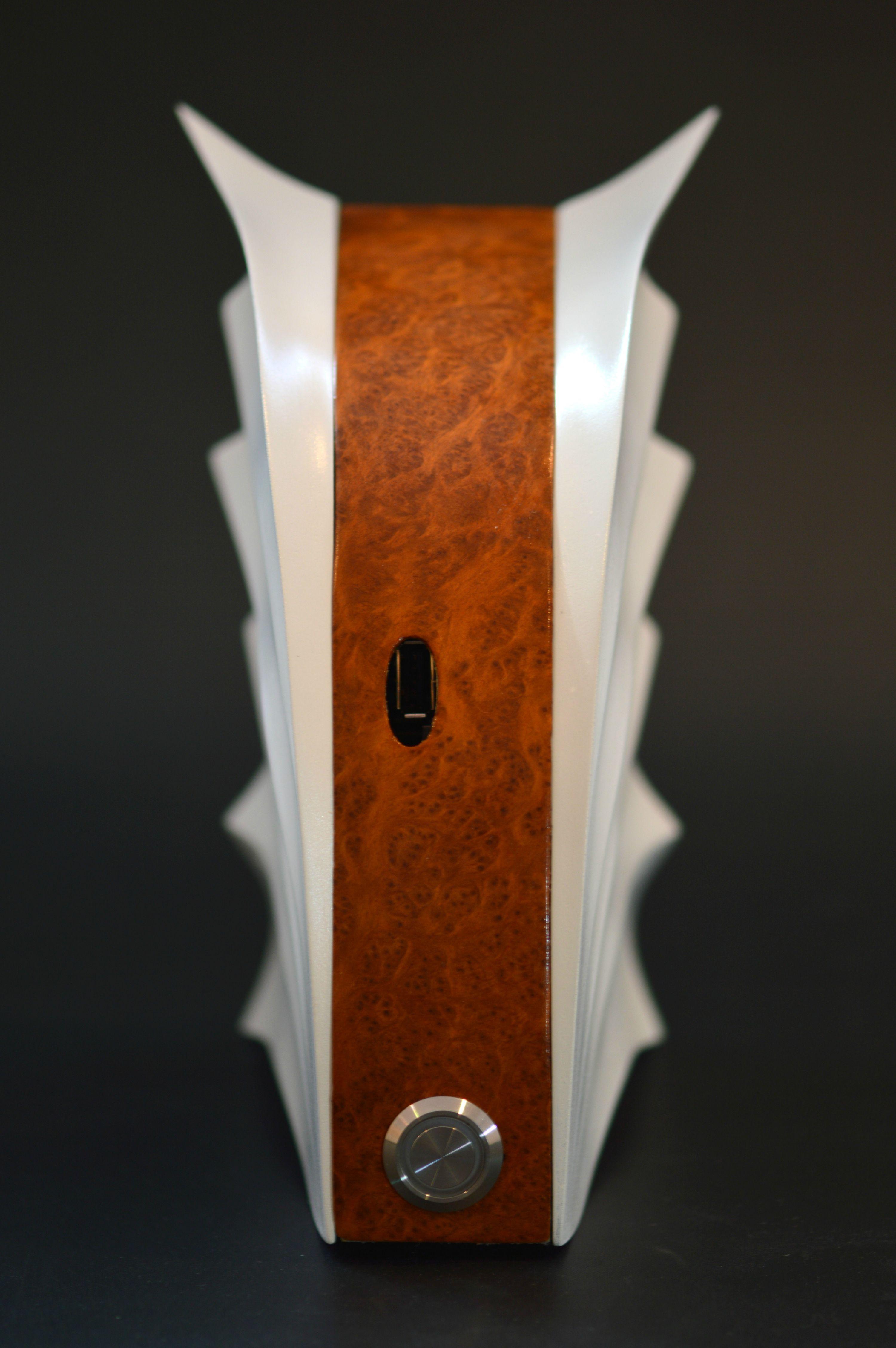 vesper 3d printed computer case