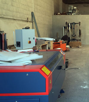 Wasp 3d printer facility in italy 3d printing industry - 3d printer italia ...