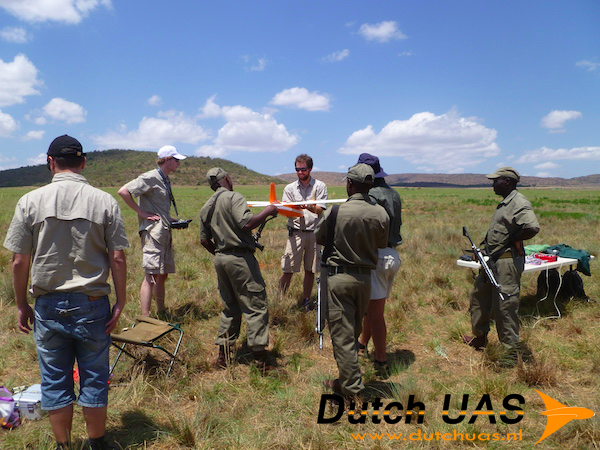 Team Dutch UAS, from the Netherlands