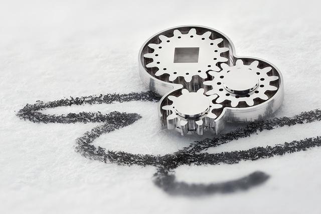 Microfabrica metal 3d printing