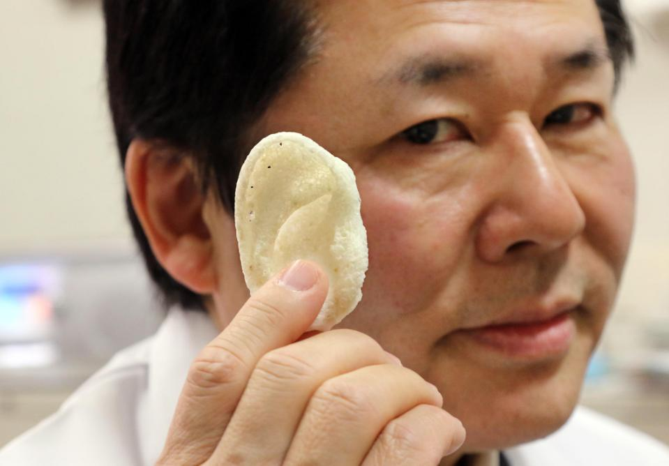 the University of Tokyo Hospital 3D Bioprinting