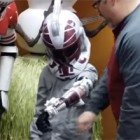 7-Year-Old Trooper Joins the Star Wars Saga with 3D Printed Arm