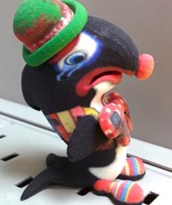 3D printed shamu by fernando sosa