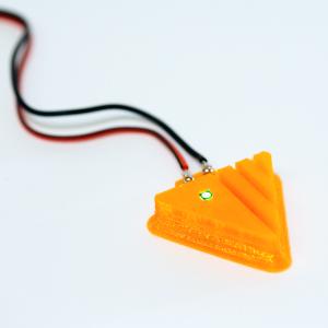 3D printed timer from voxel 8 devloper's kit electronics printer