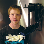 Wunderkind Inventor Seeks Funding for 3D Printable Robotic Exoskeleton