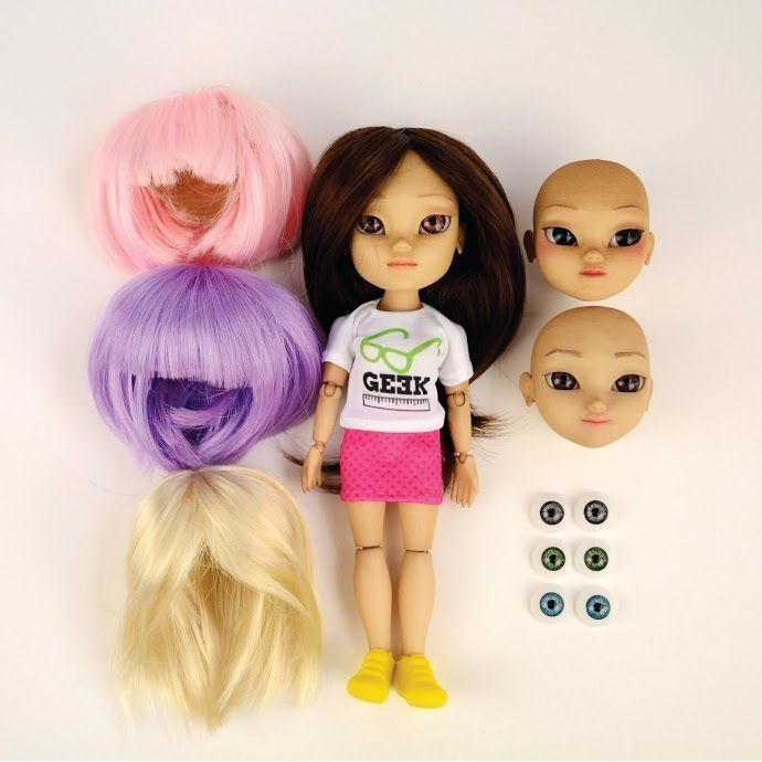 3dp dolls look to injection molding   3d printing industry