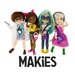 MakieLab 3d printed dolls 3d printing industry feature