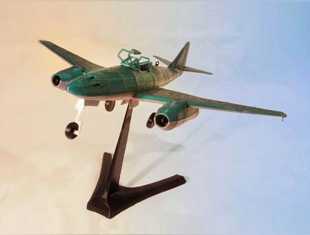 Maurizio-Casella-Toy-Models plane