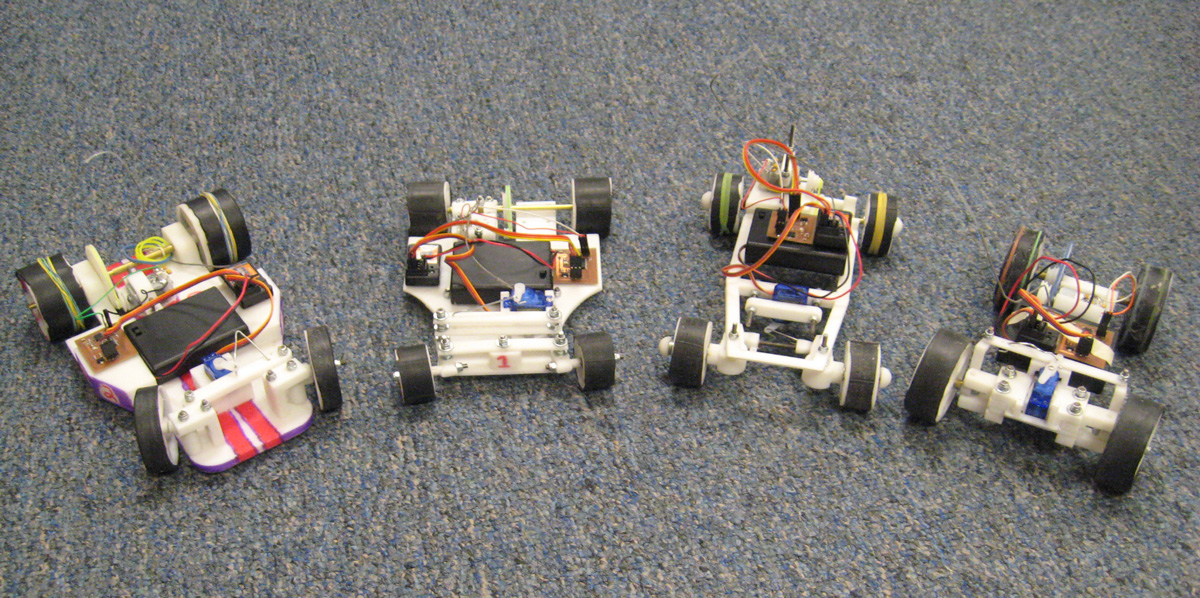 3D Printing RC Cars: How to Learn from Losing - 3D Printing Industry