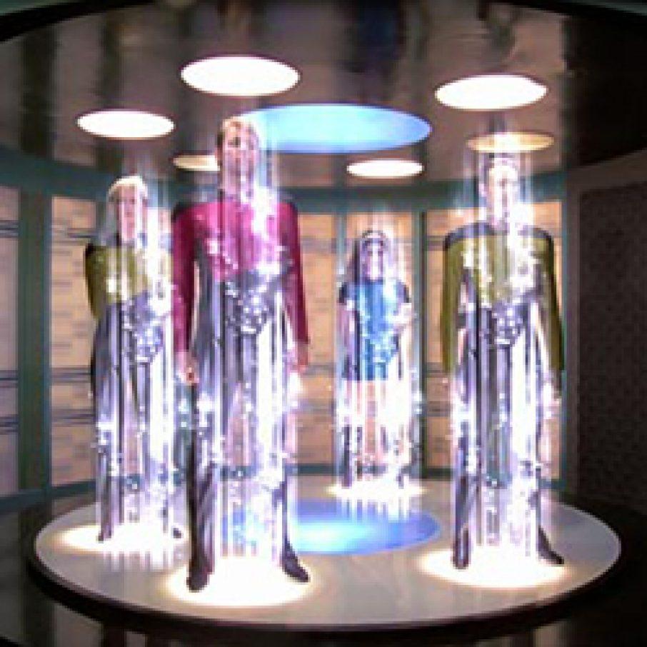teleportation machine