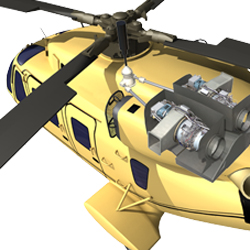TURBOMECA 3d prints fuel nozzles for helicopter engines