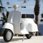 """La Dolce Vita"" is Back in Mao Casella's New 3D Printed Vespa Model"