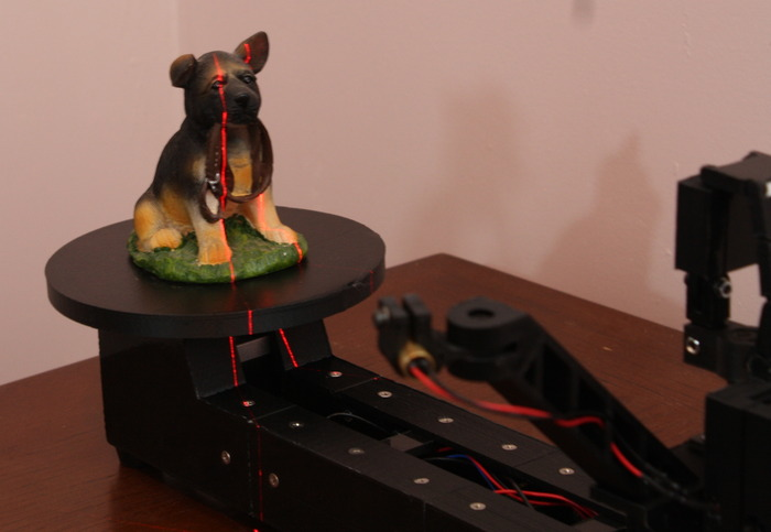 atlas 3d scanner