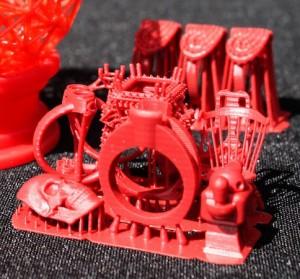 b9 creator 3D prints