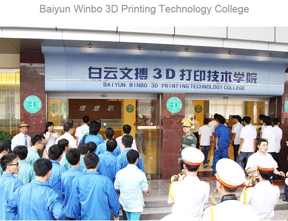 baiyun winbo 3d printing tech