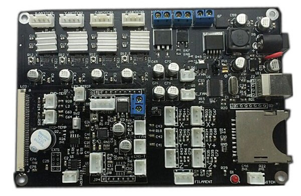 cbd chitu board 3dfilamenta 3d printing