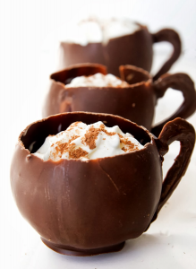 chocolate_3d printed_cup