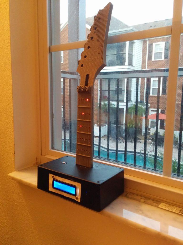 chord chart 3d printing