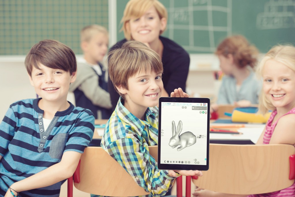 Leopoly's 3D Printable Modeling App Expands to Schools, Businesses