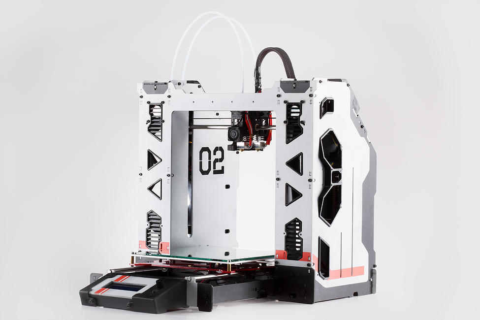 falcon x 3D printer from rdp