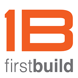 firstbuild_logo 3d printed custom smart fridge