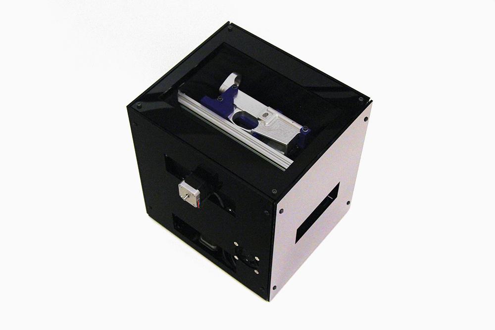 ghostgunner desktop cncing machine for ar-15 receiver