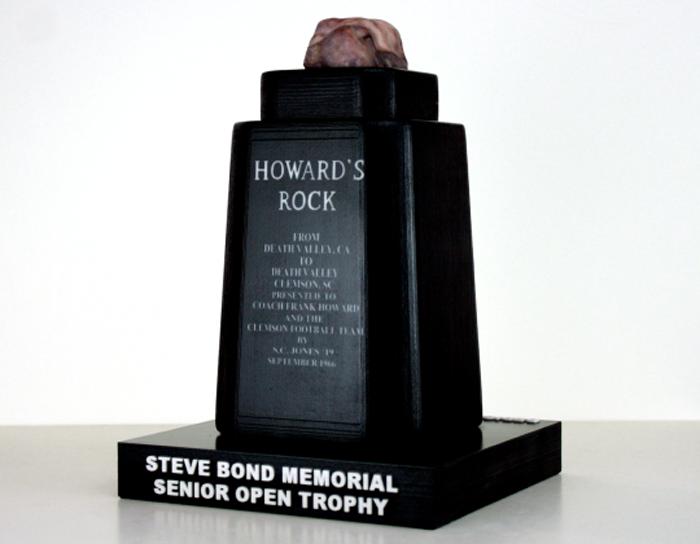 howard's rock steve bond memorial 3D printed zverse