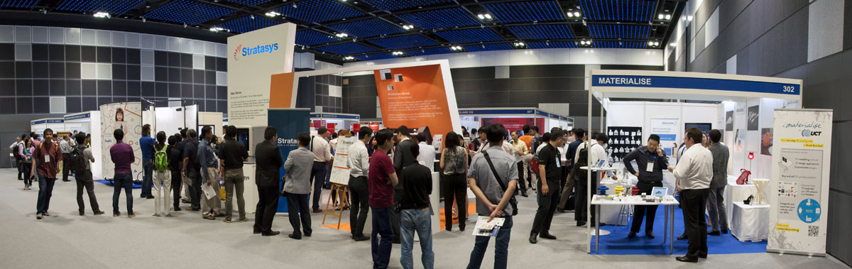 D Printing Exhibition In Singapore : Inside d printing singapore pt industry
