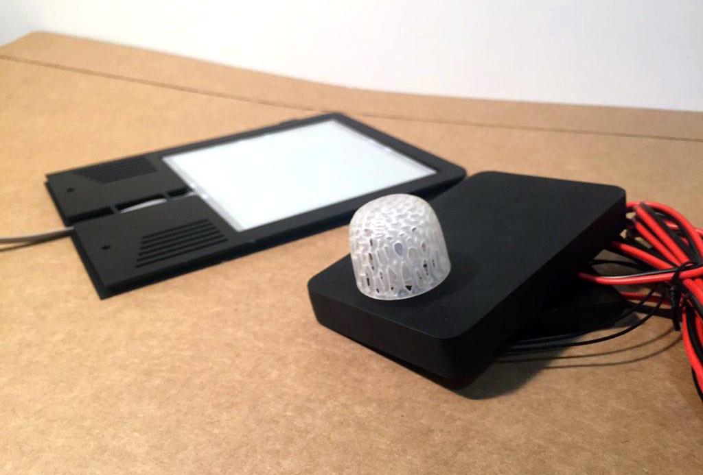 3d printed lamp_prototype